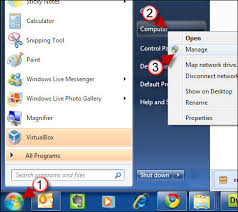 how to customize drive letters in windows 7