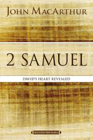 2 samuel david u0027s heart revealed macarthur bible studies john f