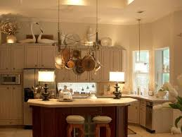 Decor Above Kitchen Cabinets Ideas For Decorating Above Kitchen Cabinets