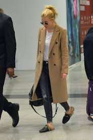 7 celebs proving you need a camel coat this winter glamour