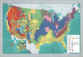 Map Of The 50 United States by The National Atlas Of The United States Of America Map Collection