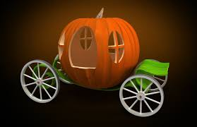 pumpkin carriage cinderella s pumpkin carriage 3d cad model library grabcad