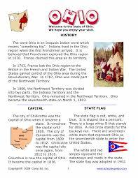 History Of The French Flag Ohio History Worksheets History Pinterest Ohio Worksheets