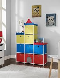 amazon com altra furniture 9 bin kids storage unit with castle
