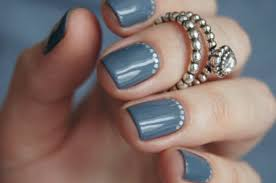designs short nails simple winning patterns beauty and health