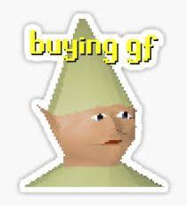 Gnome Meme - dank meme gnome stickers redbubble