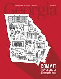 university of georgia magazine spring 2017 by university of