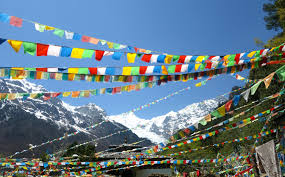 Tibetan Flags North Yunnan In 10 Marvelous Moments Expat Lingo