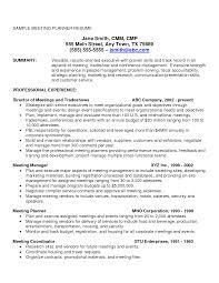 event coordinator resume event planner resume therpgmovie