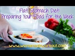 flat stomach diet plan for women preparing your food food prep