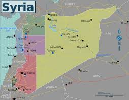 map of syria file map of syria png wikimedia commons