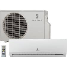 ductless mini split air conditioner friedrich m09cj ductless mini split system free shipping sylvane