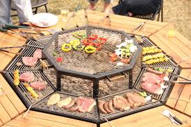 large fire pit table special do it yourself fire pit designs fireplace design ideas n it