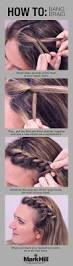 best 20 french braid ponytail ideas on pinterest french braid