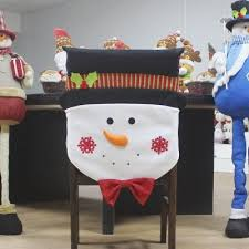 snowman chair covers christmas hats best deals online shopping gearbest page 4
