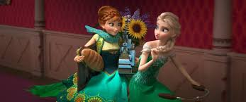 film elsa i anna frozen 2 movie trailer anna is adopted elsa rapunzel are real