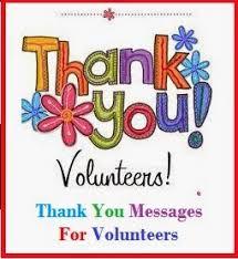sample invitation wordings volunteer appreciation event
