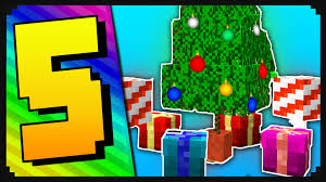 minecraft 5 christmas decorations for your home presents minecraft 5 christmas decorations for your home presents christmas tree snow generator more