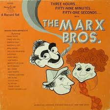 the marx brothers three hours fifty nine minutes fifty one
