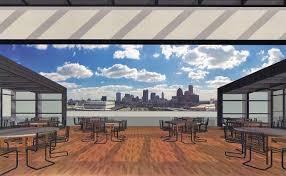 rooftop patio smith bros hardware building may add rooftop patio event venue