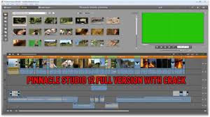 how to update pinnacle studio 12 pinnacle studio 12 free download with crack youtube