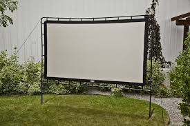 amazon com camp chef gear curved portable movie projection screen