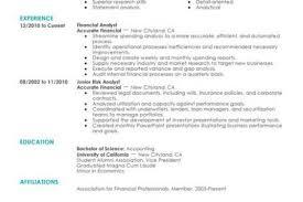 Senior Accountant Resume Sample by Big 4 Audit Senior Resume Reentrycorps