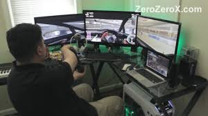 ultimate computer setup for gaming features video editing folding