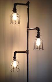 light ideas furniture edison light ideas floor l pipe 2 appealing