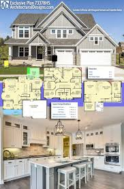 78 best architectural designs exclusive house plans images on architectural designs exclusive craftsman house plan 73378hs gives you 3800 heated living space with 4