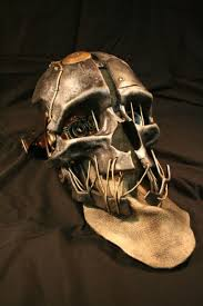 Dishonored Mask An Exquisite Replica Of Corvo U0027s Mask From Dishonored