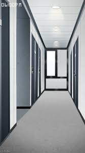 image apartment hallway jpg mystic messenger wiki fandom