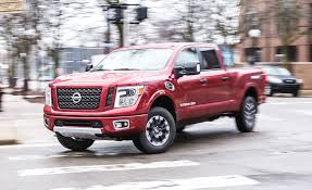 cummins nissan lifted 2017 nissan titan xd in depth model review car and driver