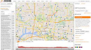 Create A Map Route by Ridewithgps How To Create And Export Custom Routes For A