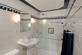 unique bathroom tile ideas art deco incorporating components of