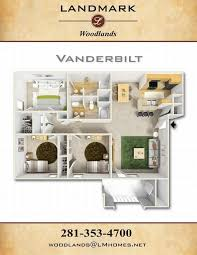 Vanderbilt Floor Plans Floor Plans The Landmark Landmark Companies