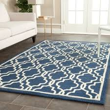 Boys Room Area Rug Top Navy Blue Area Rug 8x10 Envialette Within Remodel The Most In
