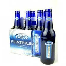 bud light platinum price light platinum 6 pack
