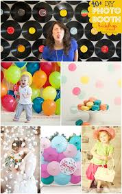 Photo Booth Ideas 40 Diy Photo Booth Backdrop Ideas Diy Photo Booth Backdrop Diy