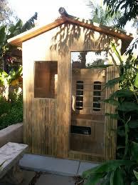 Keys Backyard Infrared Sauna by 19 Best Far Infrared Sauna Images On Pinterest Saunas Infrared