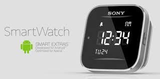 sveglia comodino sony xperia smartwatch un sony xperia da polso supernerd it