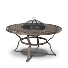 amazon com real flame florence wood burning fire table garden