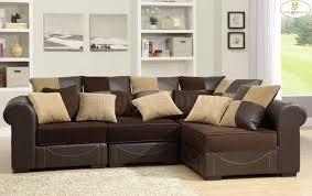 Modular Leather Sectional Sofa Modular Sectional Sofa Can To Sleep U2014 Jen U0026 Joes Design