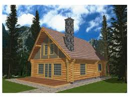 Large Cabin Floor Plans Log House Plans The House Plan Shop