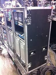 Audio Rack Case Pro Cases Touring Ata Cases Custom Cases Flight Cases Led