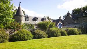 country houses luxury holiday house with swimming pool in perthshire