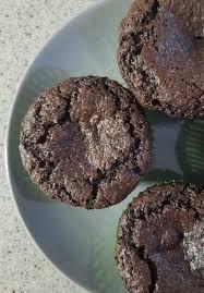 cake mix double chocolate zucchini muffins sweet home alabama