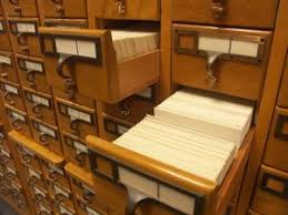 westchester library system blogs card catalog