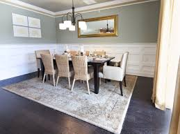 Cozy Dining Room Expert Tips To Choose The Dining Room Chairs And Table 17057