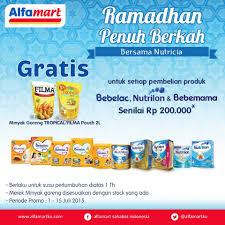 Minyak Goreng Tropical Di Alfamart alfamart promo ramadhan berkah gratis hadiah langsung giladiskon
